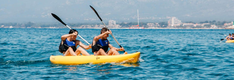 Kayak Rental in Cambrils