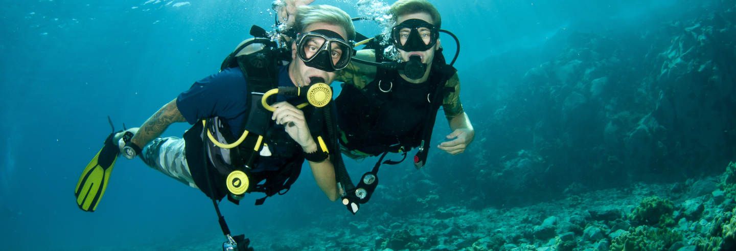 Beginner's Scuba Dive in Cambrils