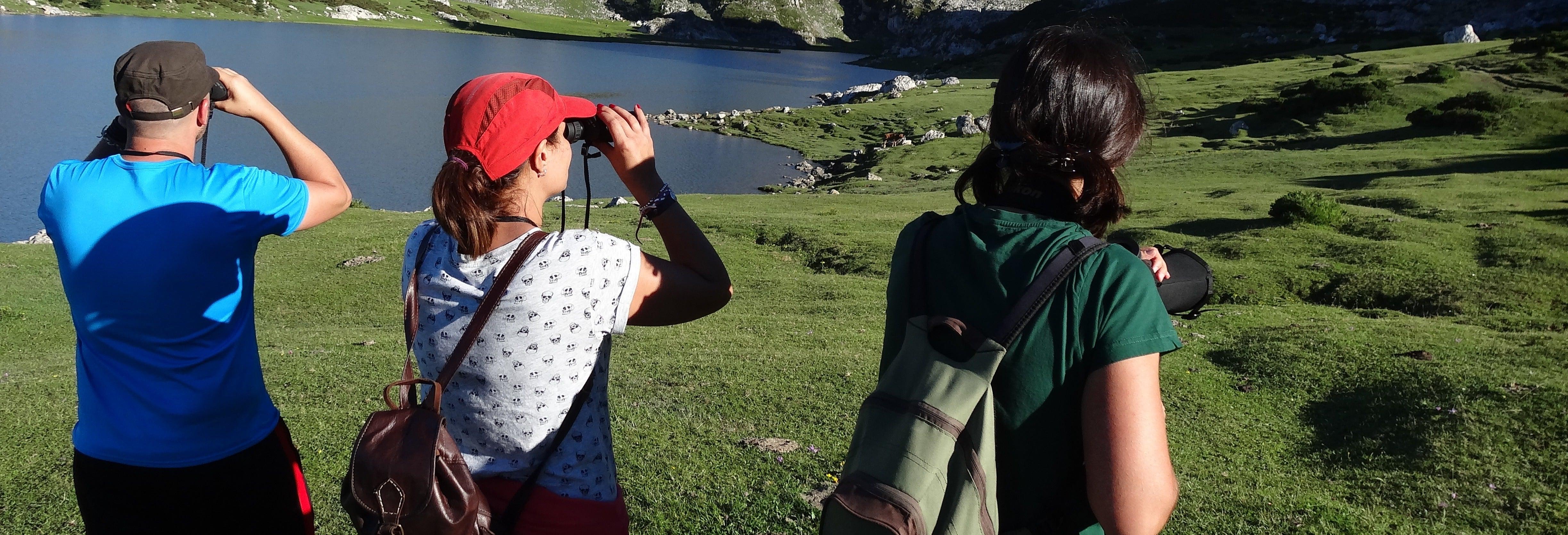 Excursión a los lagos de Covadonga