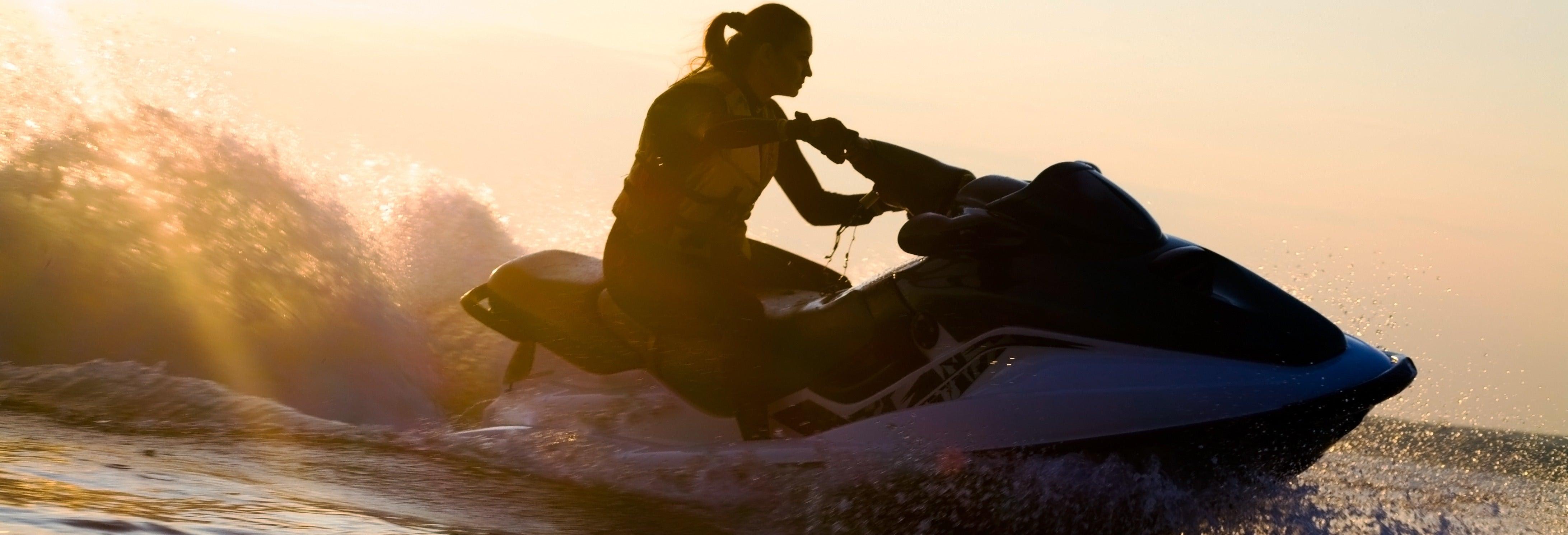 Tour en moto de agua por el Cabo de Gata