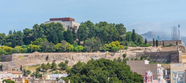 Entrada al castillo de la Concepción + Ascensor panorámico