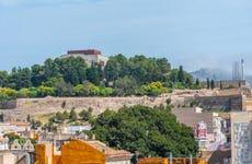 Billet pour le Château de la Concepción + Ascenseur panoramique