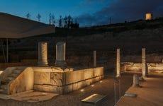 Billet pour le Musée du Forum Romain Molinete