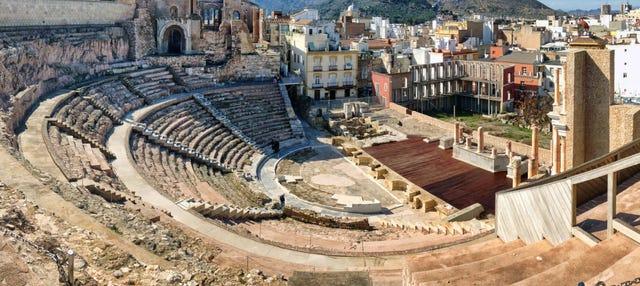 Entrada al Museo del Teatro Romano