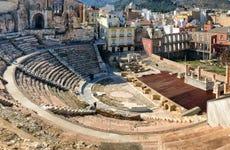 Billet pour le Musée du Théâtre romain