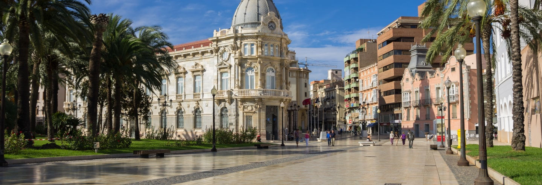 Tour pela Cartagena maçônica
