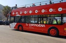 Visite panoramique de Carthagène