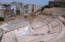 Visite guidée de Carthagène