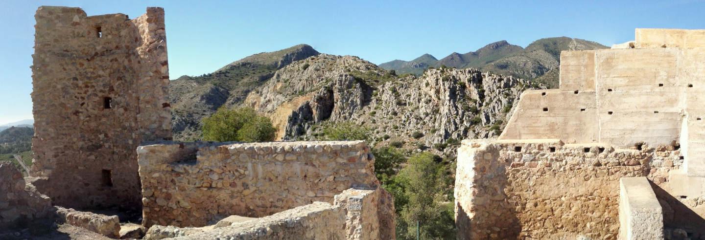 Tour por Castell Vell y ermita de la Magdalena