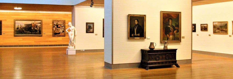 Visita guiada por el Museo de Bellas Artes