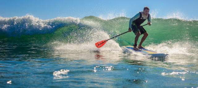 Alquiler de paddle surf en Caleta de Fuste