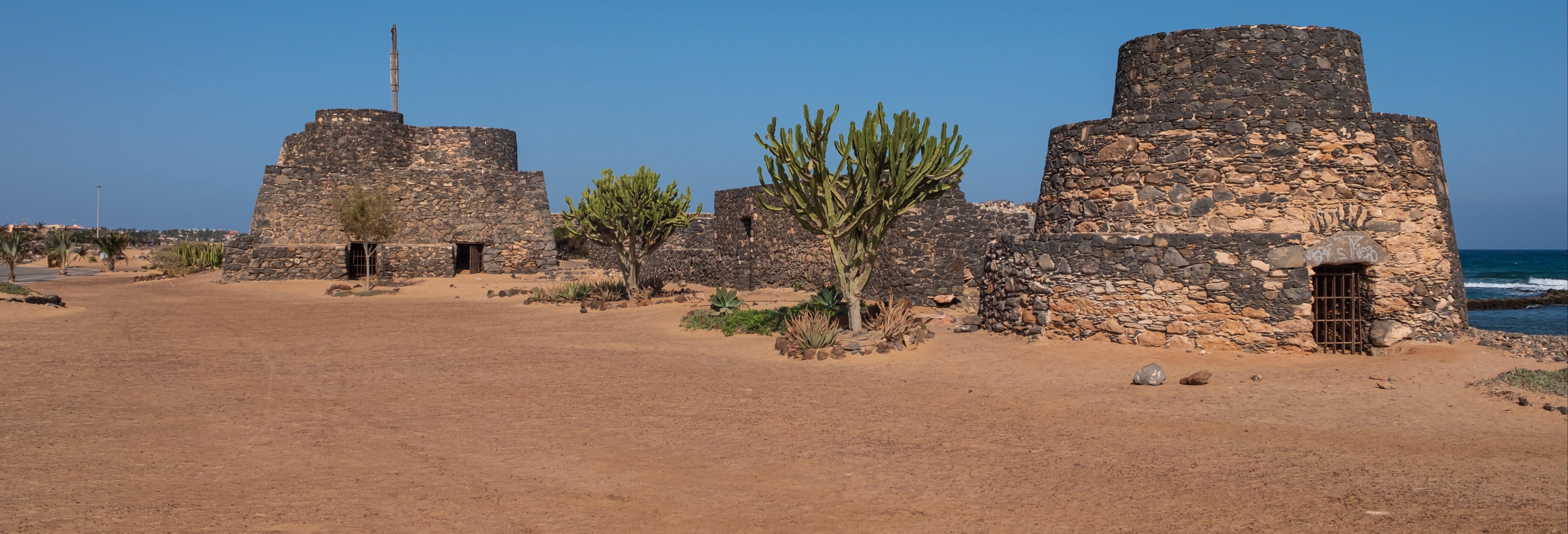 Castillo Caleta de Fuste
