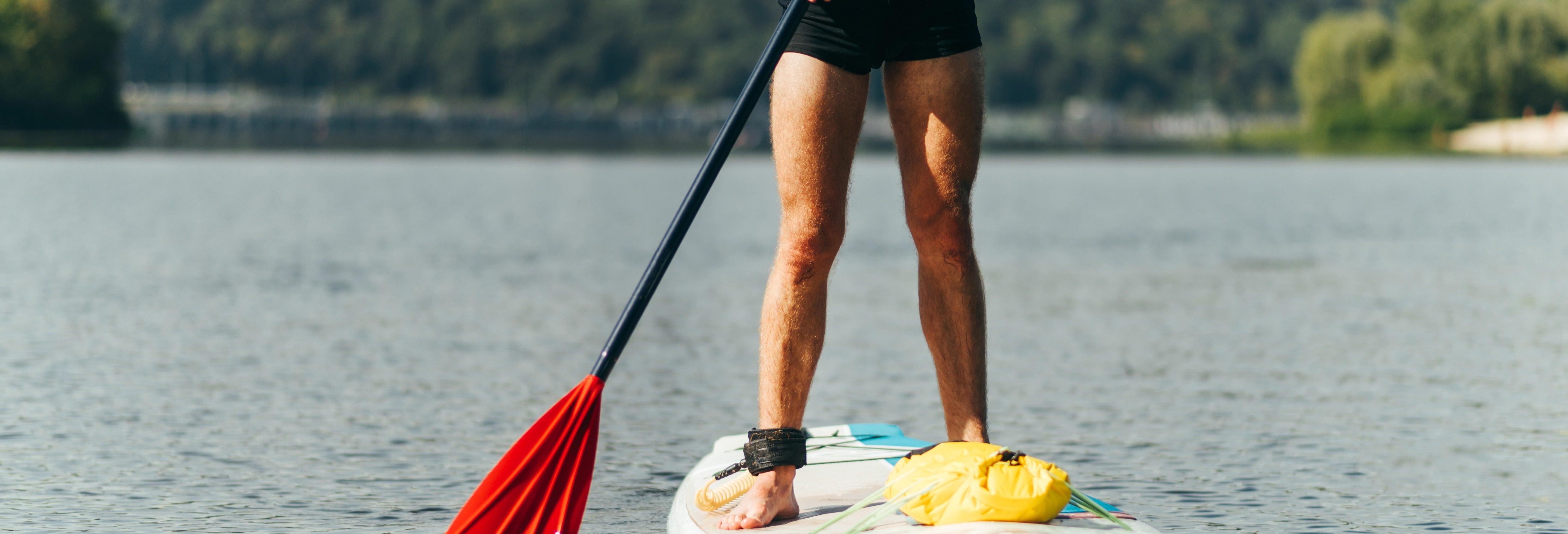 Curso de paddle surf en Caleta de Fuste