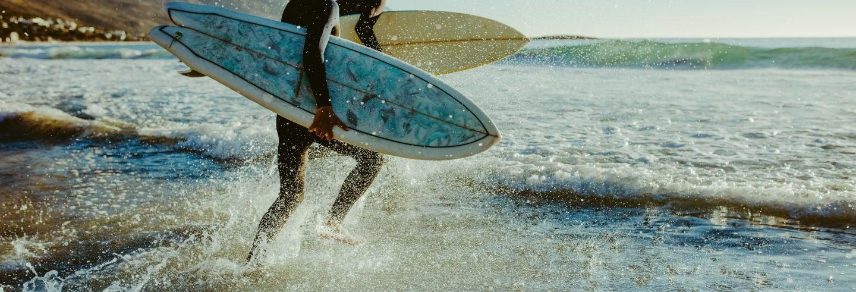 Curso de surf en Fuerteventura