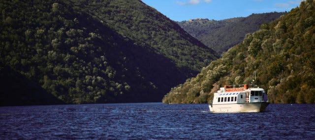 Barco por el Tajo Internacional + Castelo Branco