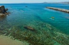 Alquiler de kayak en Ceuta