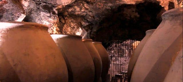 Visita guiada por Chinchón y el Mesón Cuevas del Vino