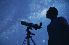 Observación de estrellas en Ciudadela