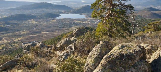 Senderismo por el cerro del Castillo