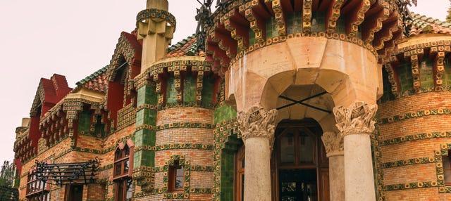 Visita guiada por el Capricho de Gaudí