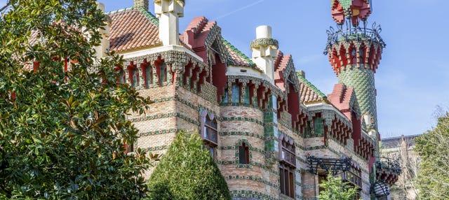 Visita guiada por Comillas + Capricho de Gaudí