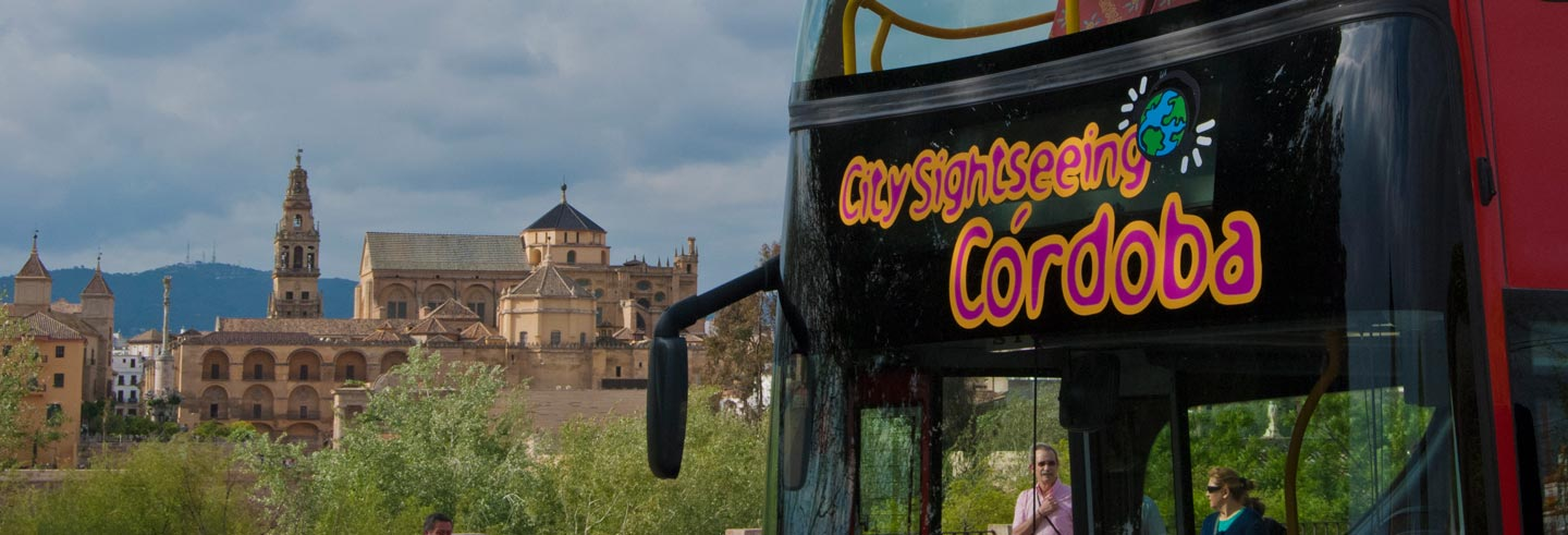 Cordoba Hop-On Hop-Off Bus Tour