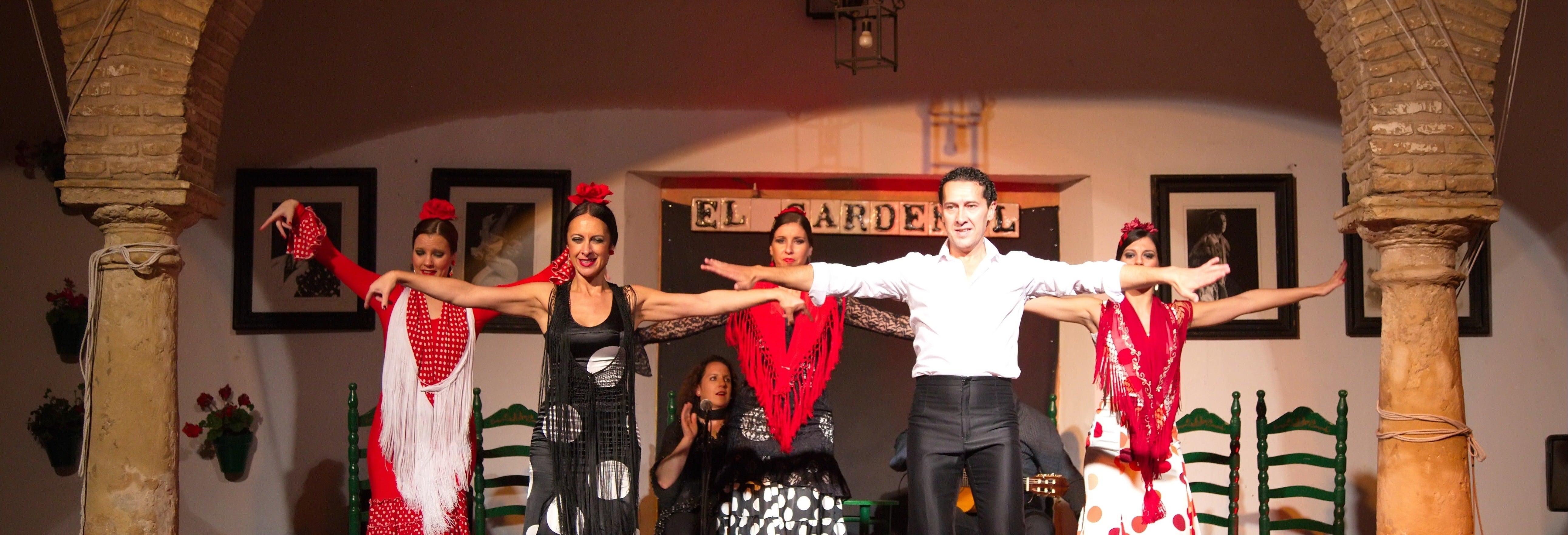 Espetáculo flamenco