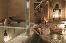 Hammam Al Ándalus Baths Experience