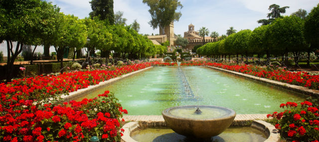 Visita guiada por el Alcázar de Córdoba