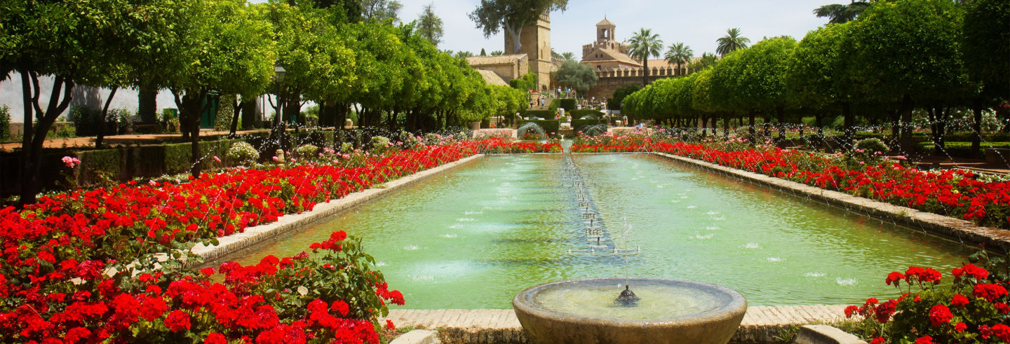 Cordoba Alcazar Guided Tour