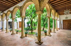 Viana Palace & Courtyards Guided Tour