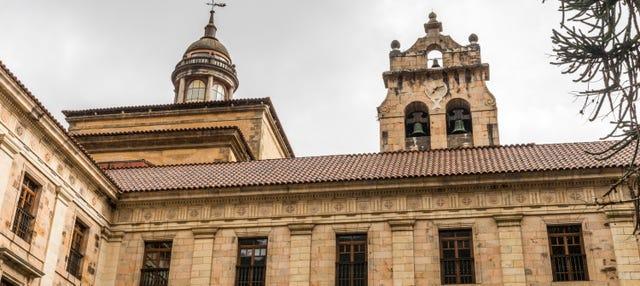 Tour privado por el monasterio de San Juan Bautista de Corias