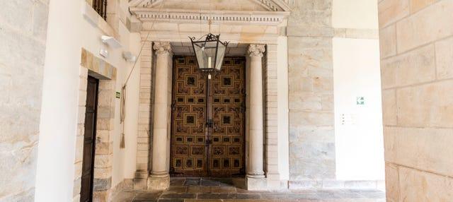 Visita guiada por el monasterio de San Juan Bautista de Corias