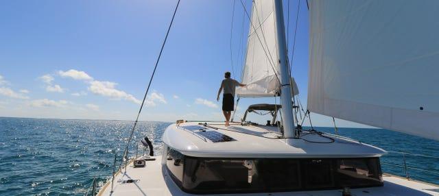 Excursión a la isla de Lobos en catamarán desde Corralejo