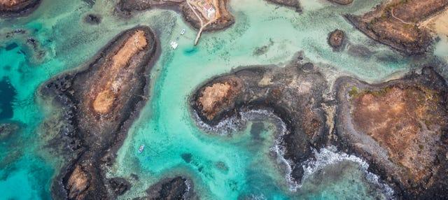 Ferry a la isla de Lobos desde Corralejo