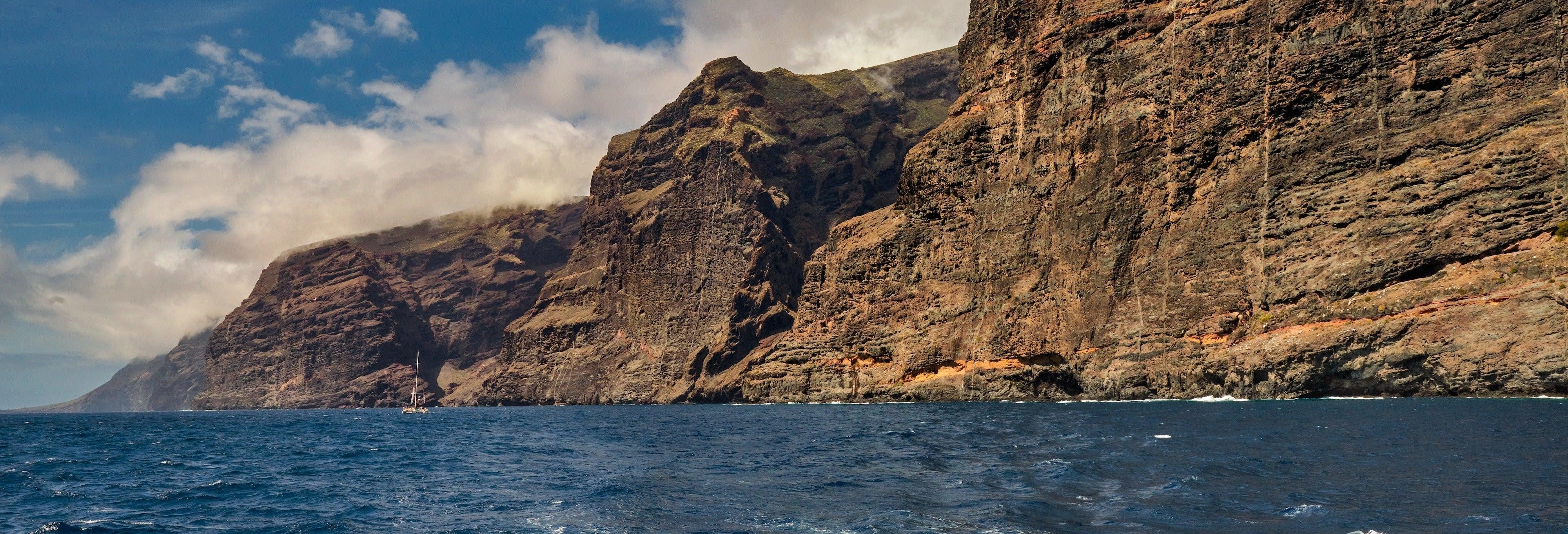 Aluguel de barco com capitão na Costa Adeje