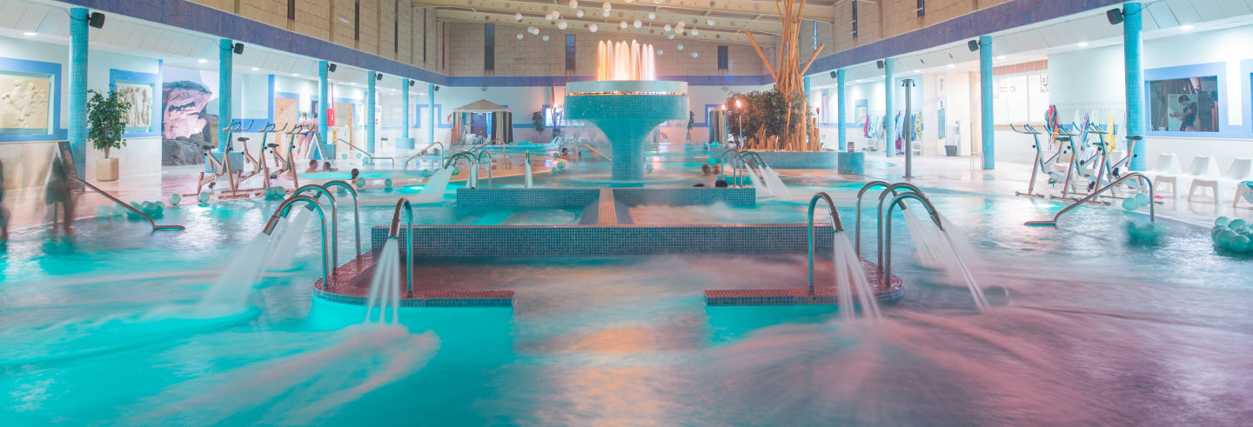 Biglietti per l'Aqua Club Termal