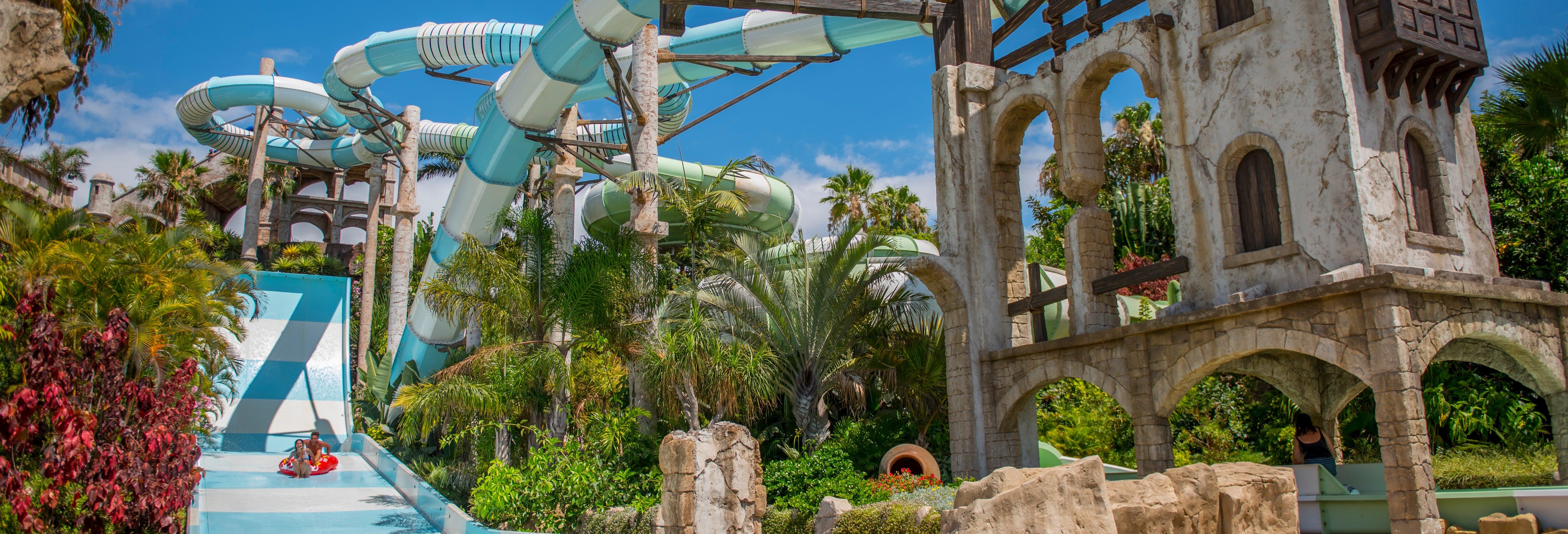 Ingresso do Aqualand Costa Adeje