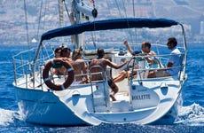 Paseo en velero desde Costa Adeje