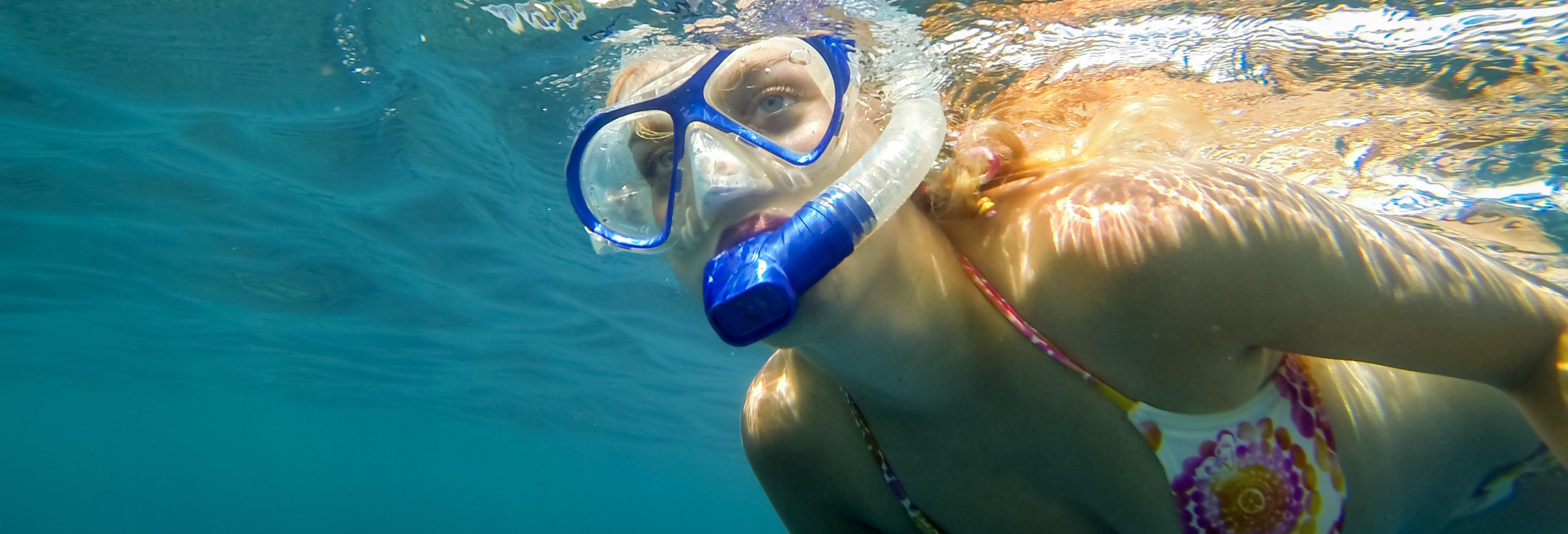 Snorkel en Costa Adeje