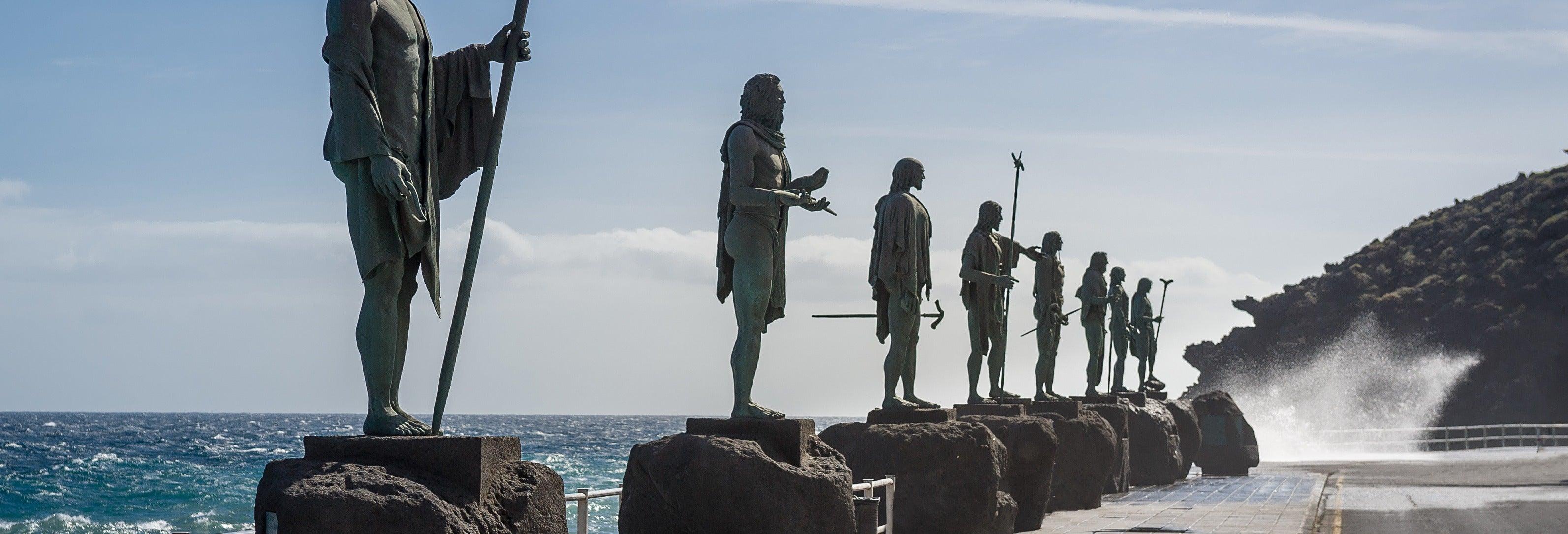 Tour dell'isola di Tenerife dal sud