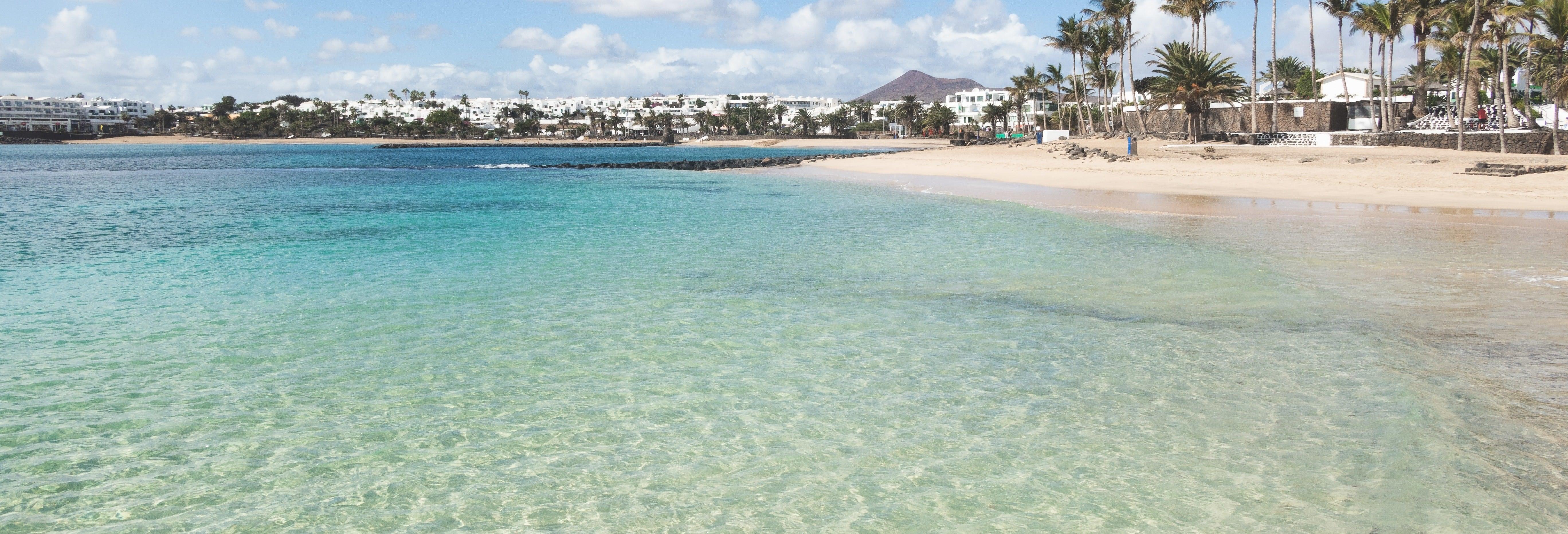 Bautismo de buceo en Costa Teguise
