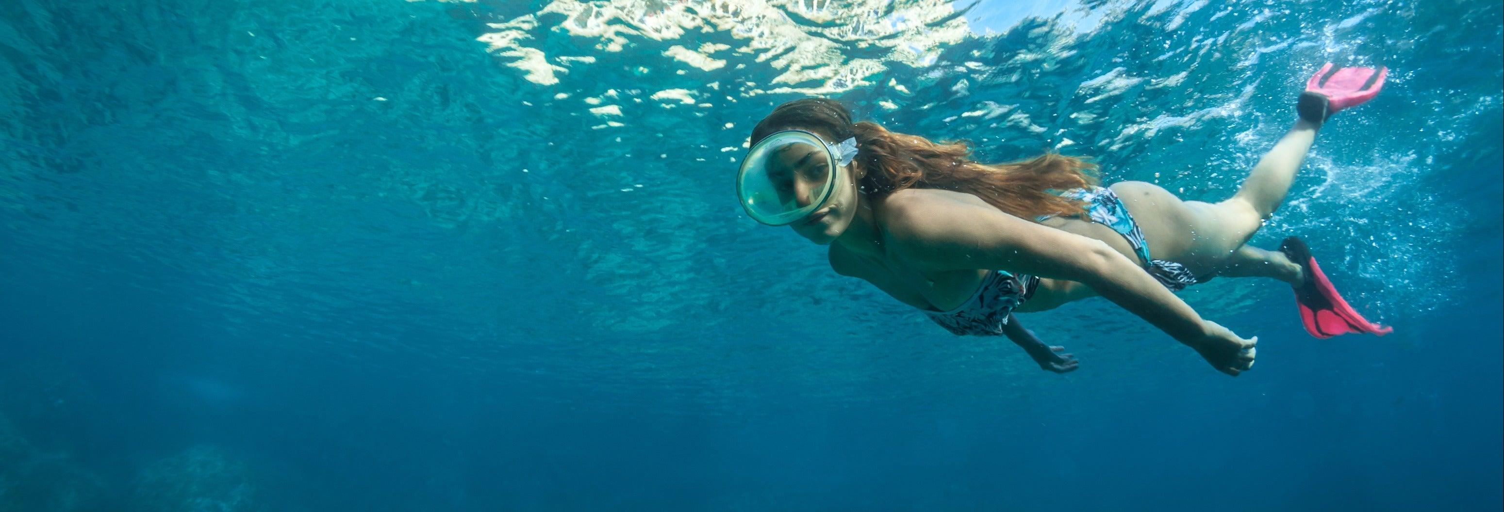 Snorkel en Costa Teguise