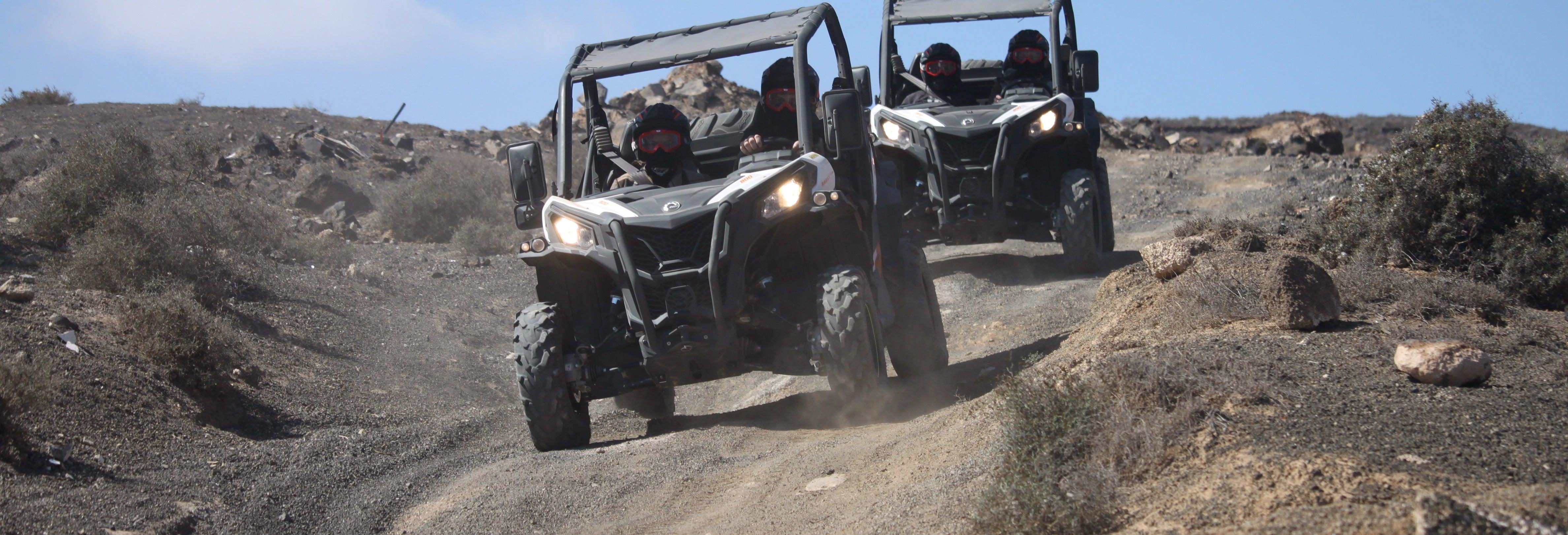 Tour en buggy por Guatiza y Mala