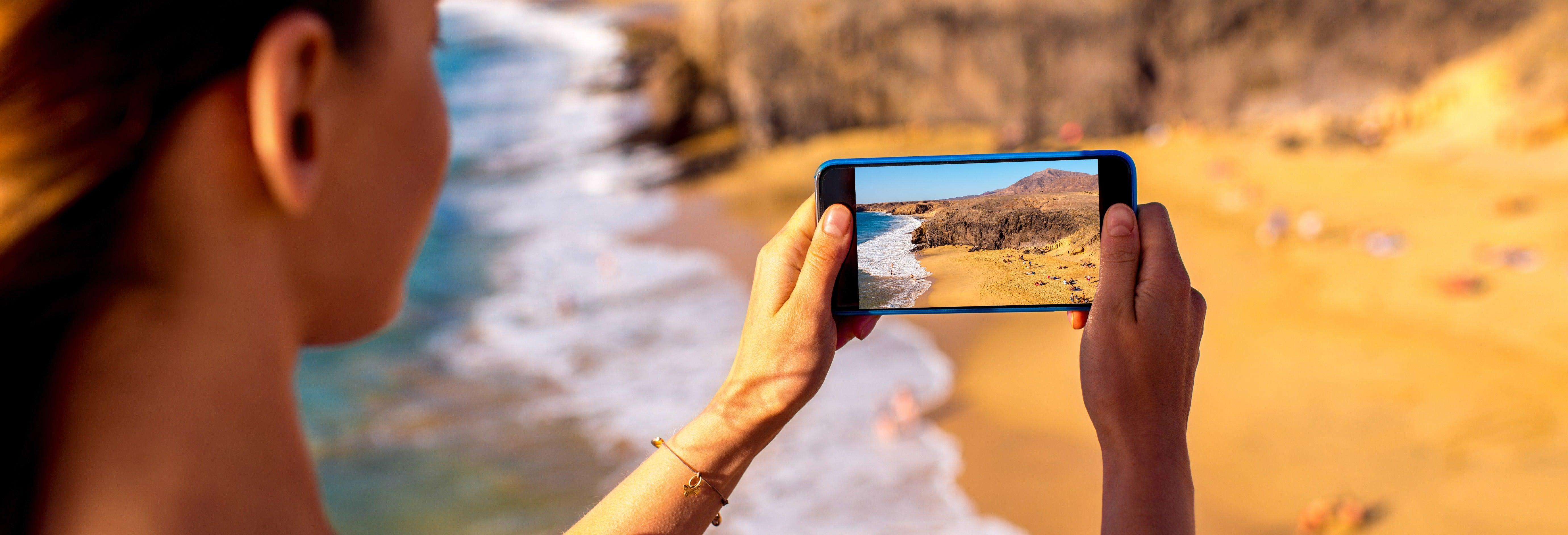 Tour por el sur de Lanzarote para Instagram