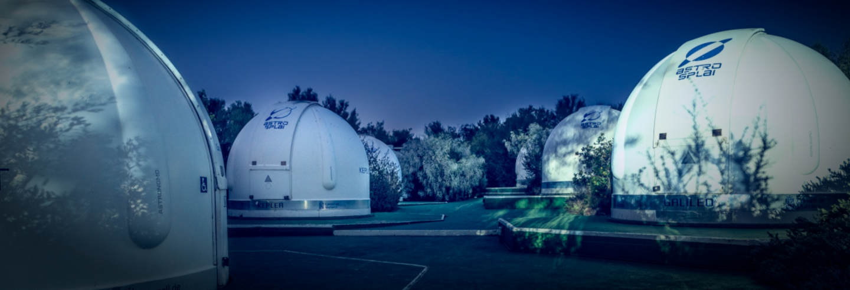 Visita guiada por el Planetario de Mallorca en Costitx