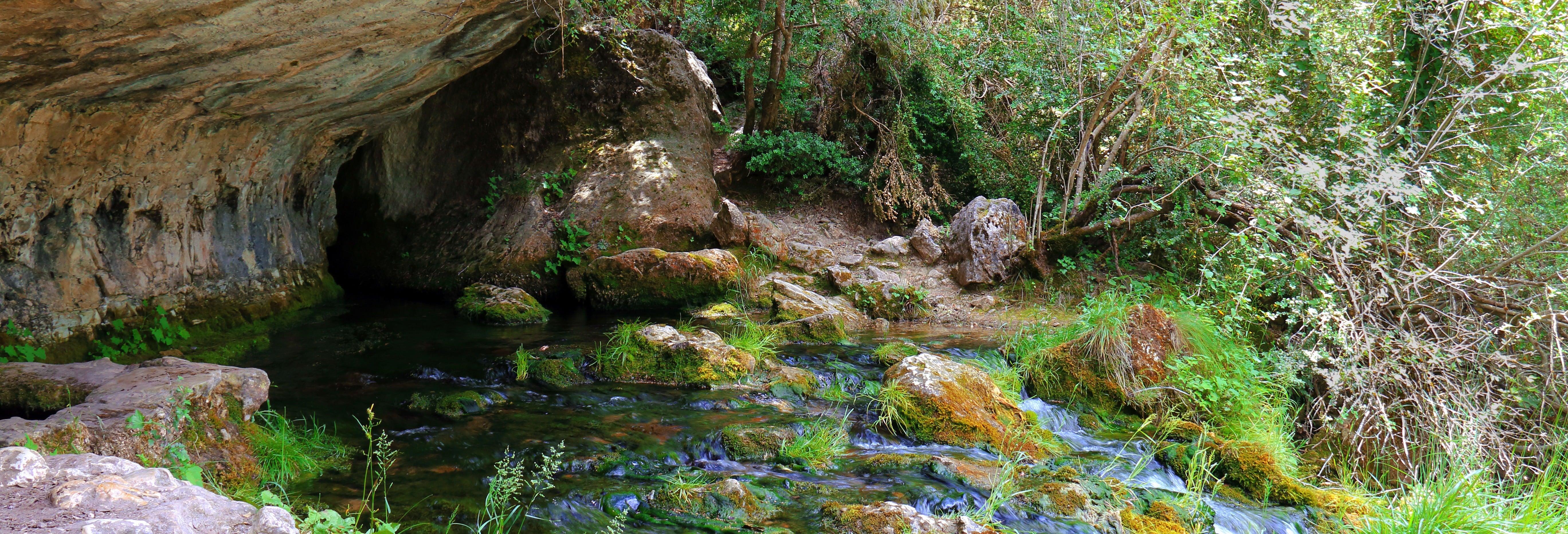 Excursión al río Cuervo y Callejones de las Majadas