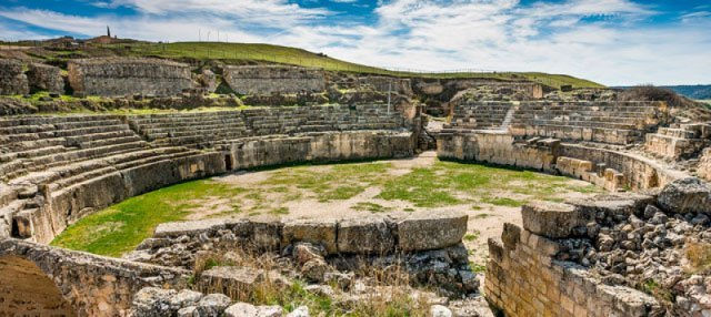 Tour por las maravillas de la Cuenca romana