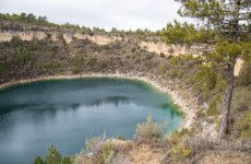 Cuenca Lagoons and Sinkholes Tour