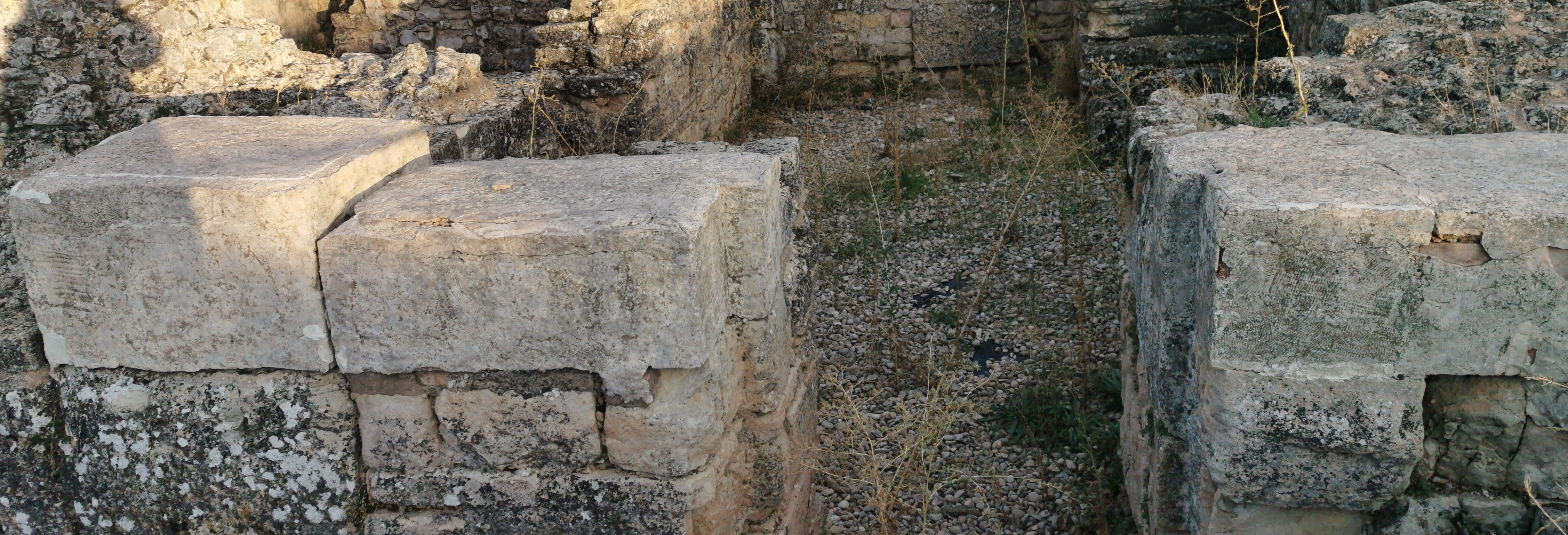 Excursão ao sítio arqueológico de Valeria